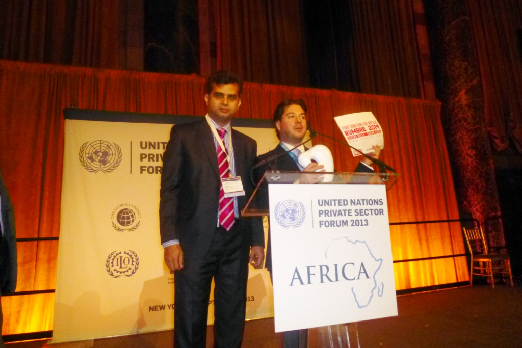 tameem m  at united nations in new york