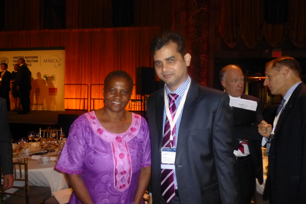 tameem m with united nations under secretary general  in new york .jpg